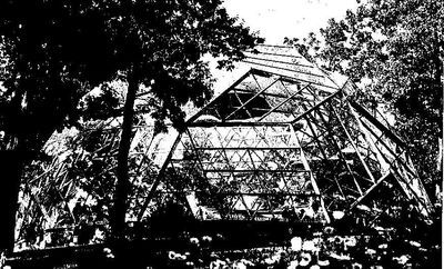 Geodesic residential dome