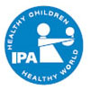 logo for International Pediatric Association