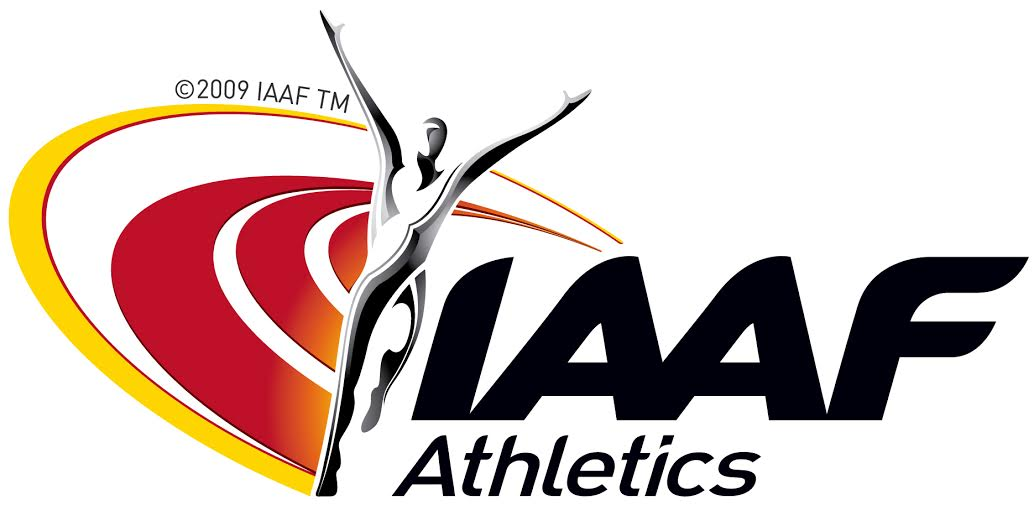 logo for International Association of Athletics Federations