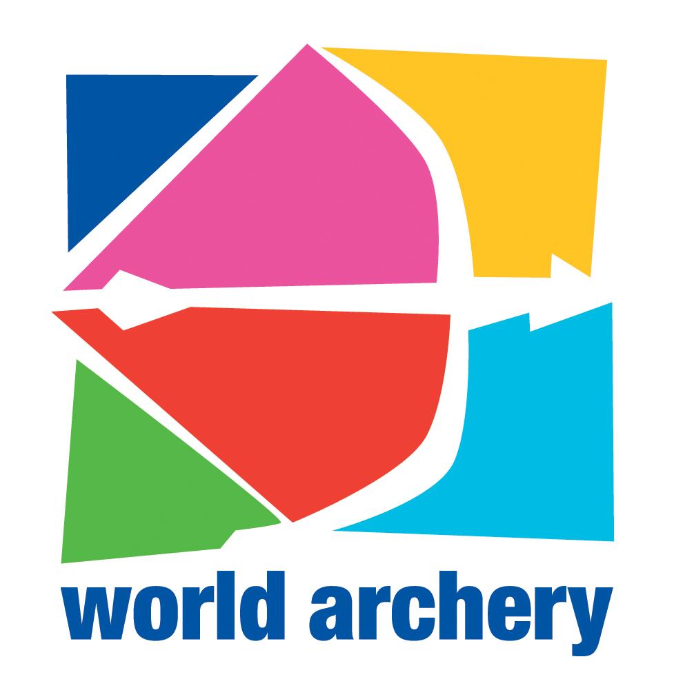 logo for World Archery