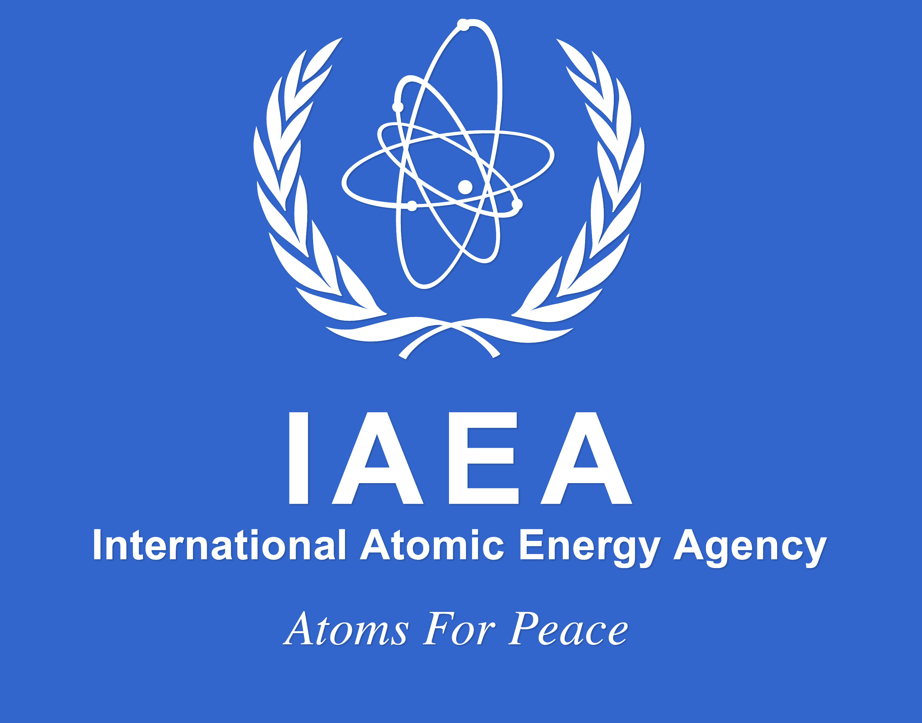 logo for International Atomic Energy Agency