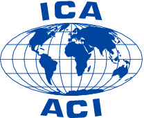 logo for International Cartographic Association