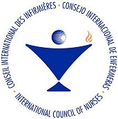 logo for International Council of Nurses