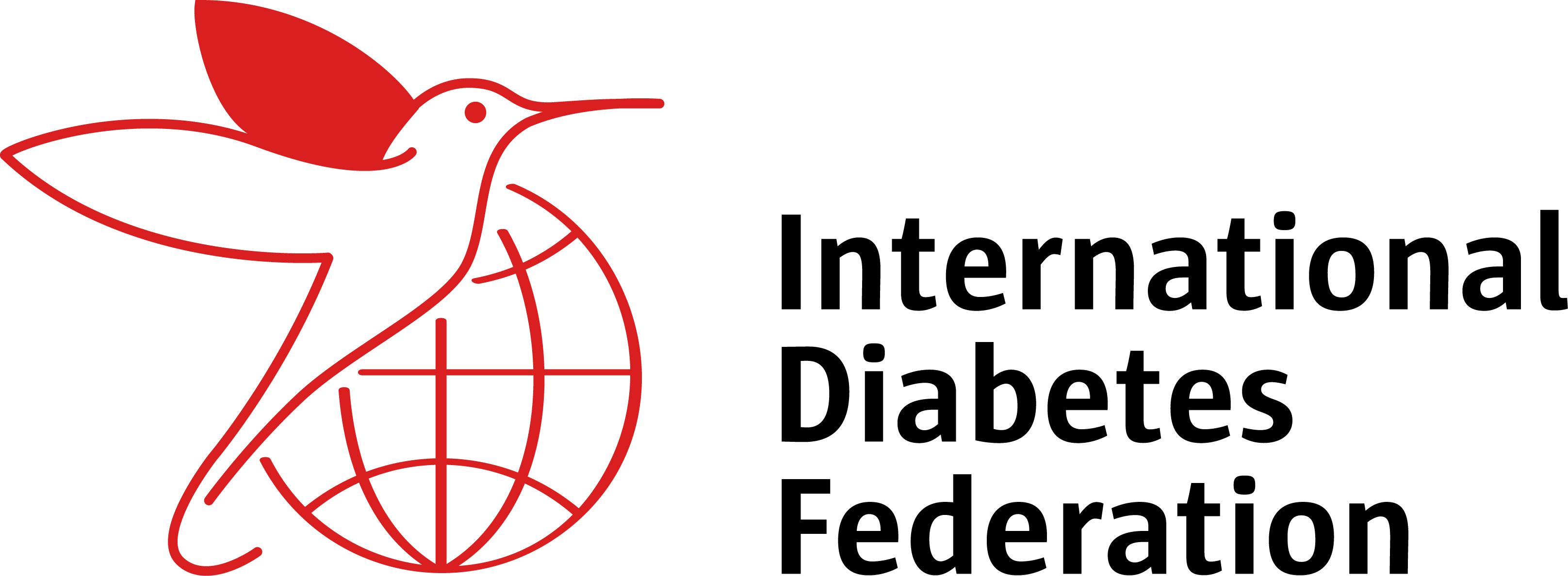 logo for International Diabetes Federation
