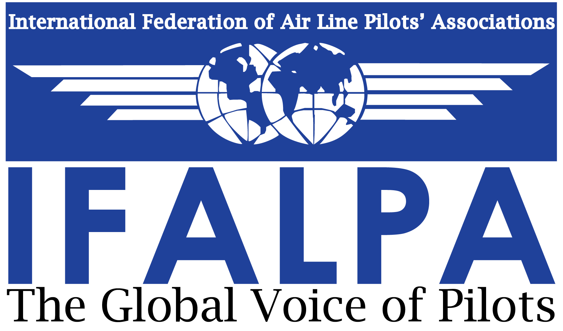 logo for International Federation of Air Line Pilots' Associations