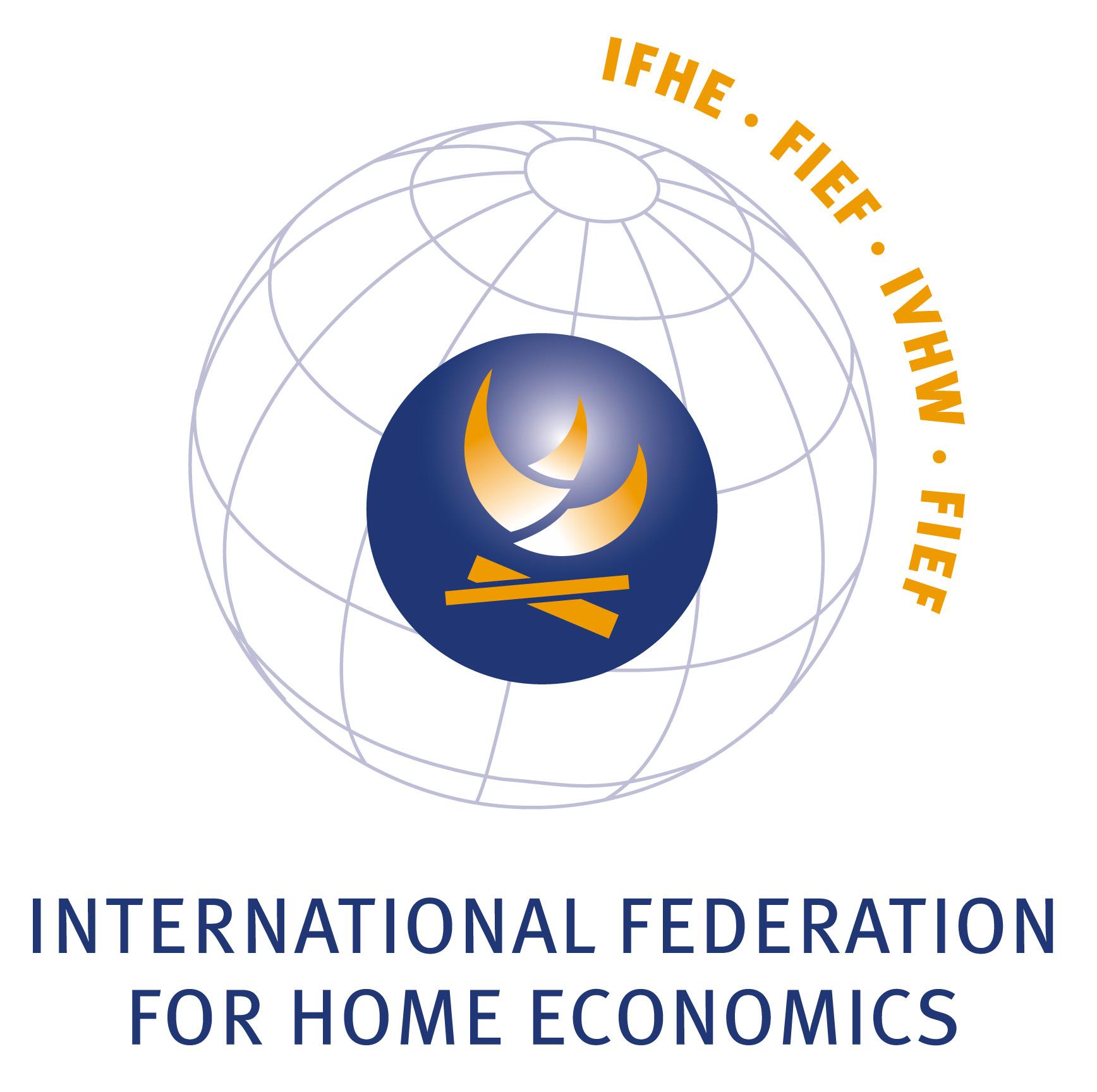 logo for International Federation for Home Economics