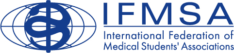 logo for International Federation of Medical Students' Associations