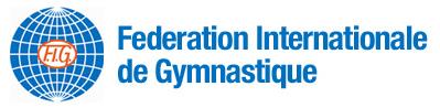 logo for Fédération internationale de gymnastique