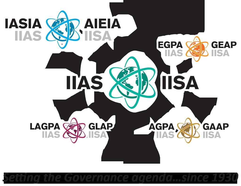 logo for International Institute of Administrative Sciences