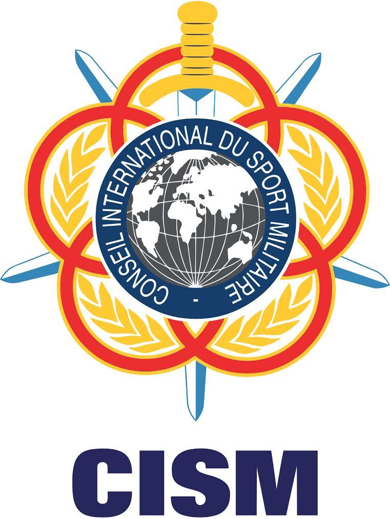 logo for Conseil international du sport militaire
