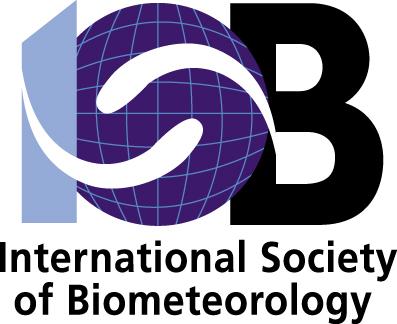 logo for International Society of Biometeorology