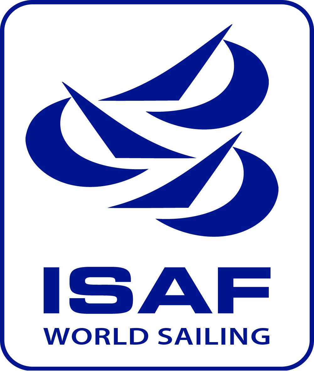 logo for World Sailing