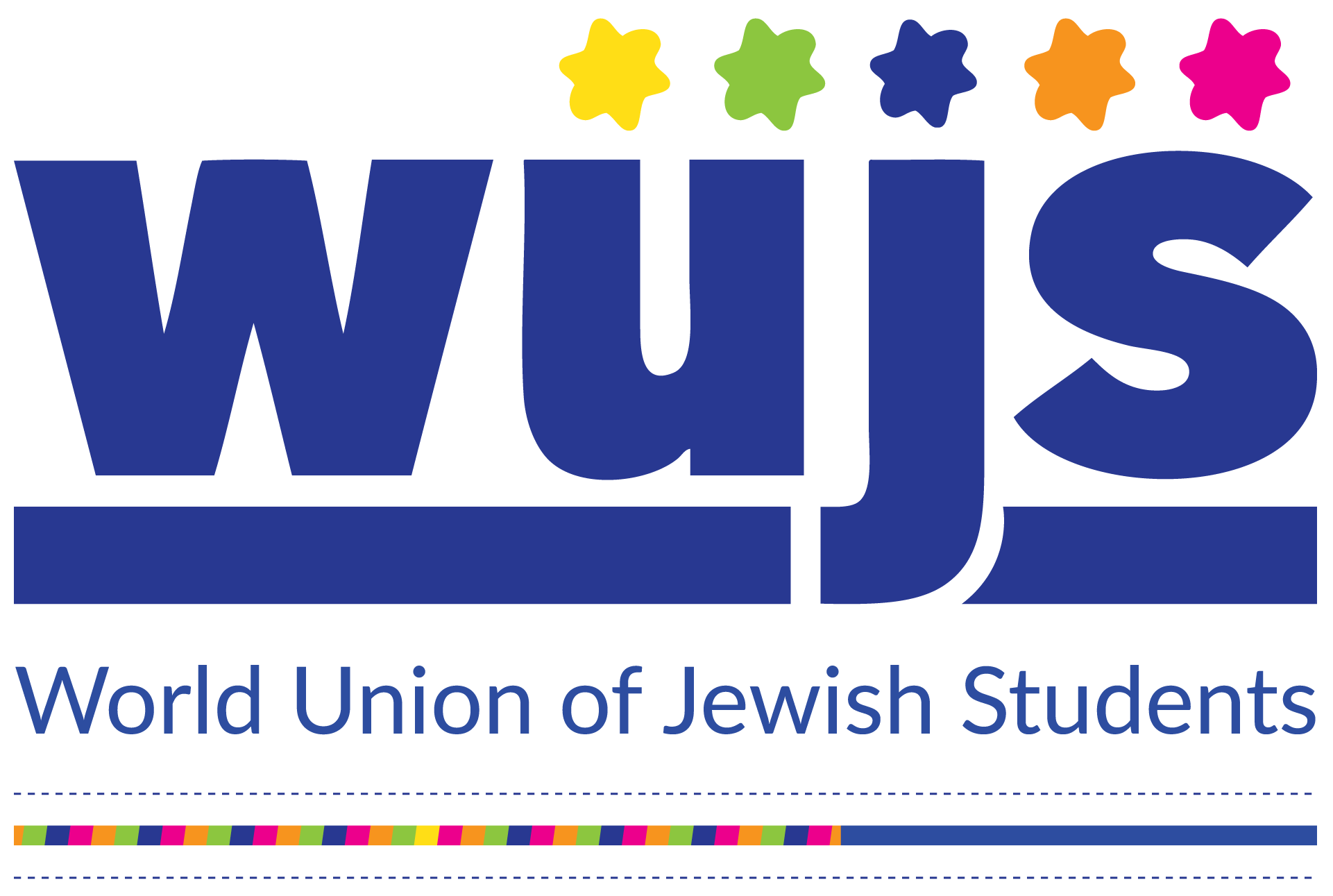 logo for World Union of Jewish Students