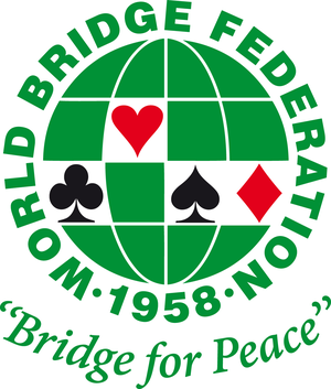 logo for World Bridge Federation