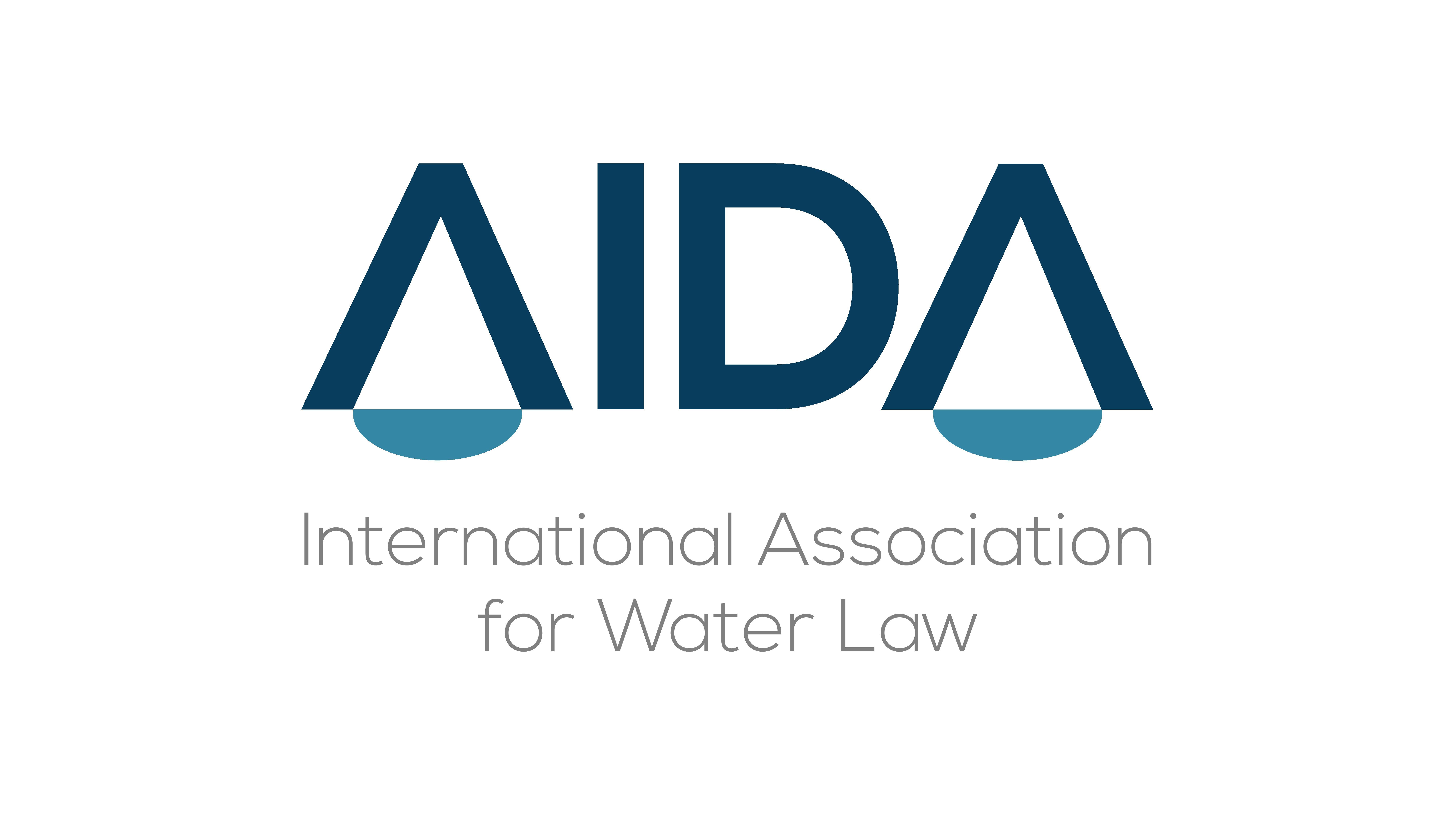 logo for Asociación Internacional de Derecho de Aguas