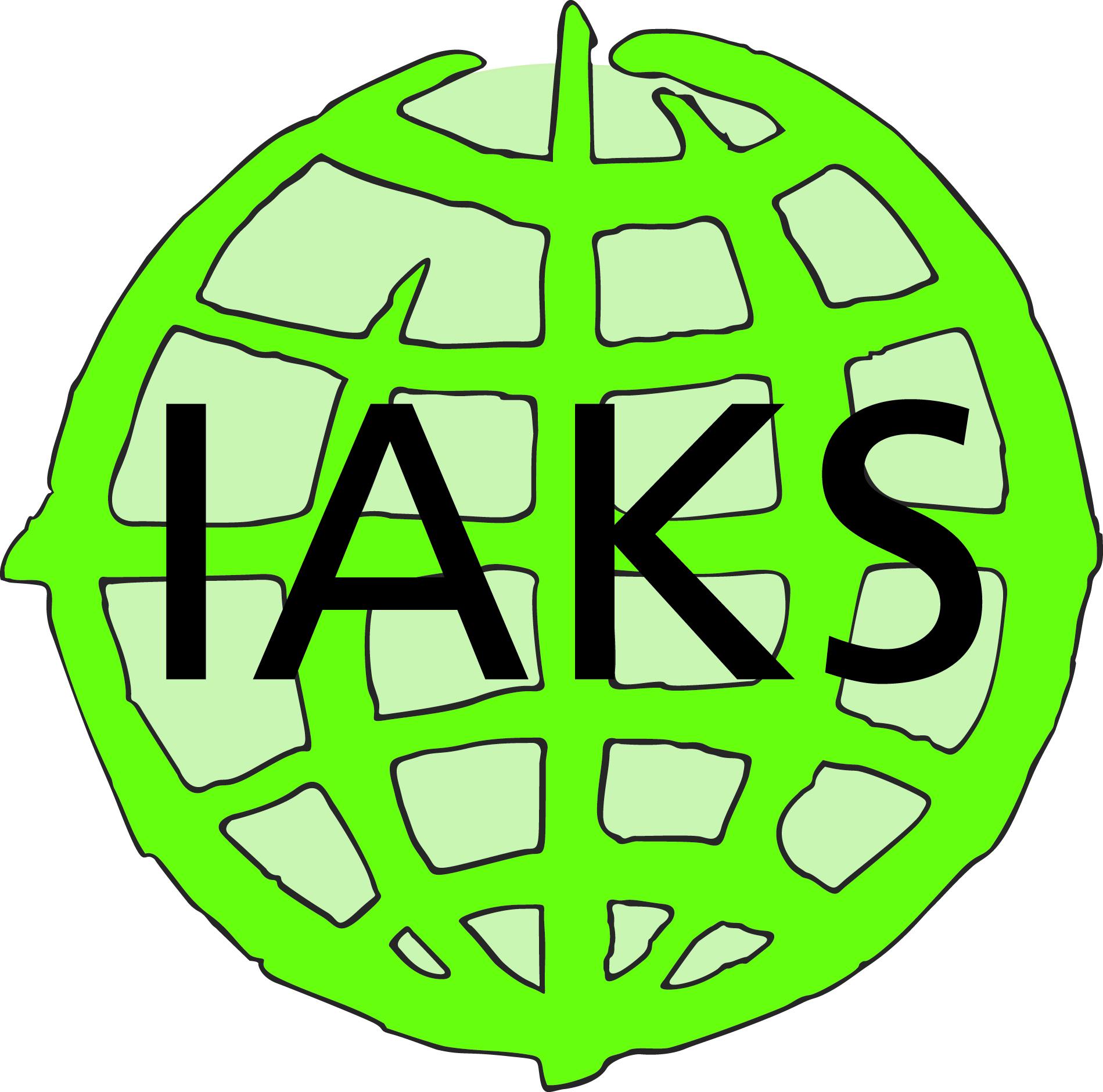 logo for Internationale Vereinigung Sport- und Freizeiteinrichtungen