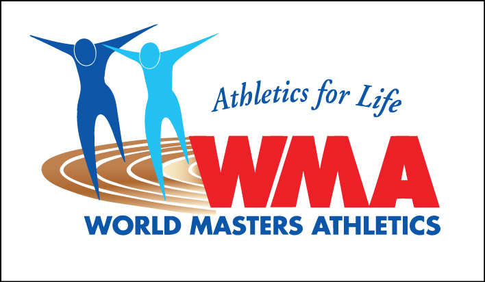 logo for World Masters Athletics