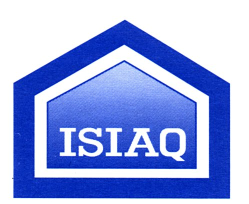 logo for International Society of Indoor Air Quality and Climate