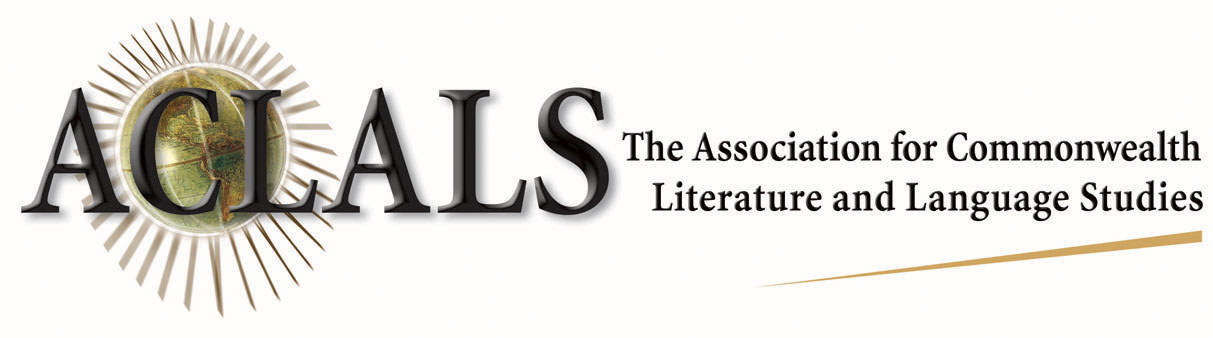 logo for Association for Commonwealth Literature and Language Studies