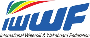 logo for International Waterski  and  Wakeboard Federation