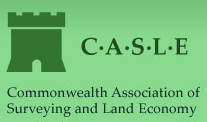 logo for Commonwealth Association of Surveying and Land Economy