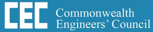logo for Commonwealth Engineers Council