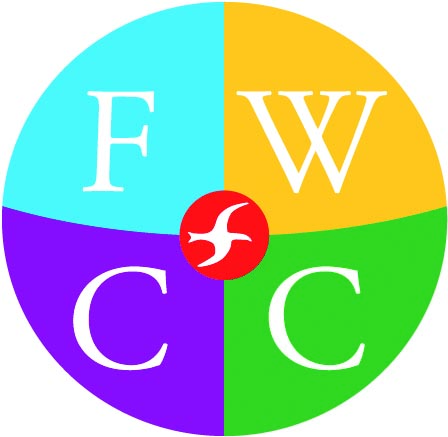 logo for Friends World Committee for Consultation