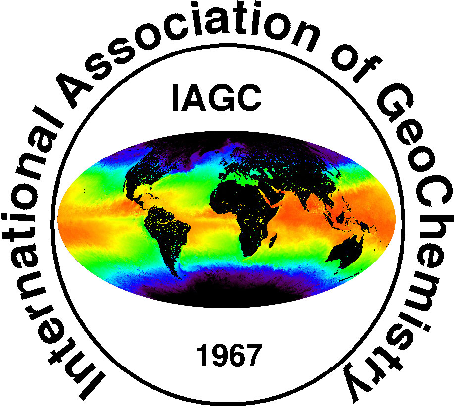 logo for International Association of GeoChemistry