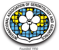 logo for International Association of Gerontology and Geriatrics