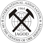 logo for International Association on the Genesis of Ore Deposits