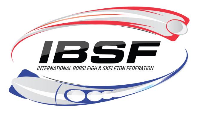 logo for International Bobsleigh and Skeleton Federation
