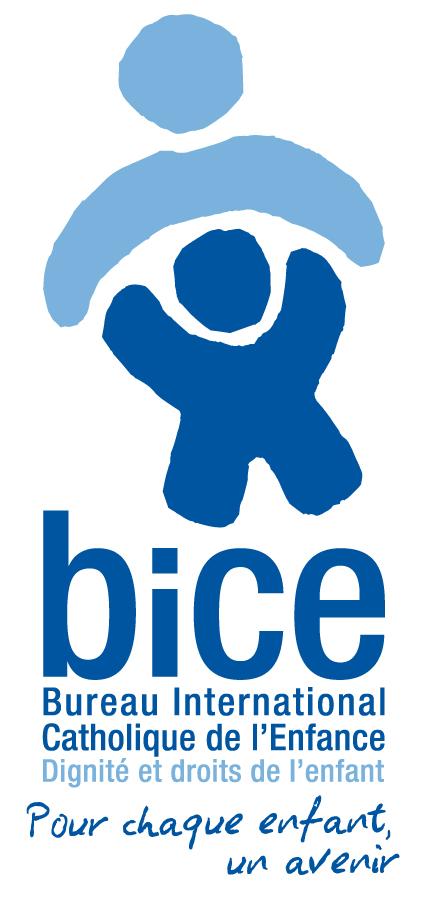 logo for International Catholic Child Bureau