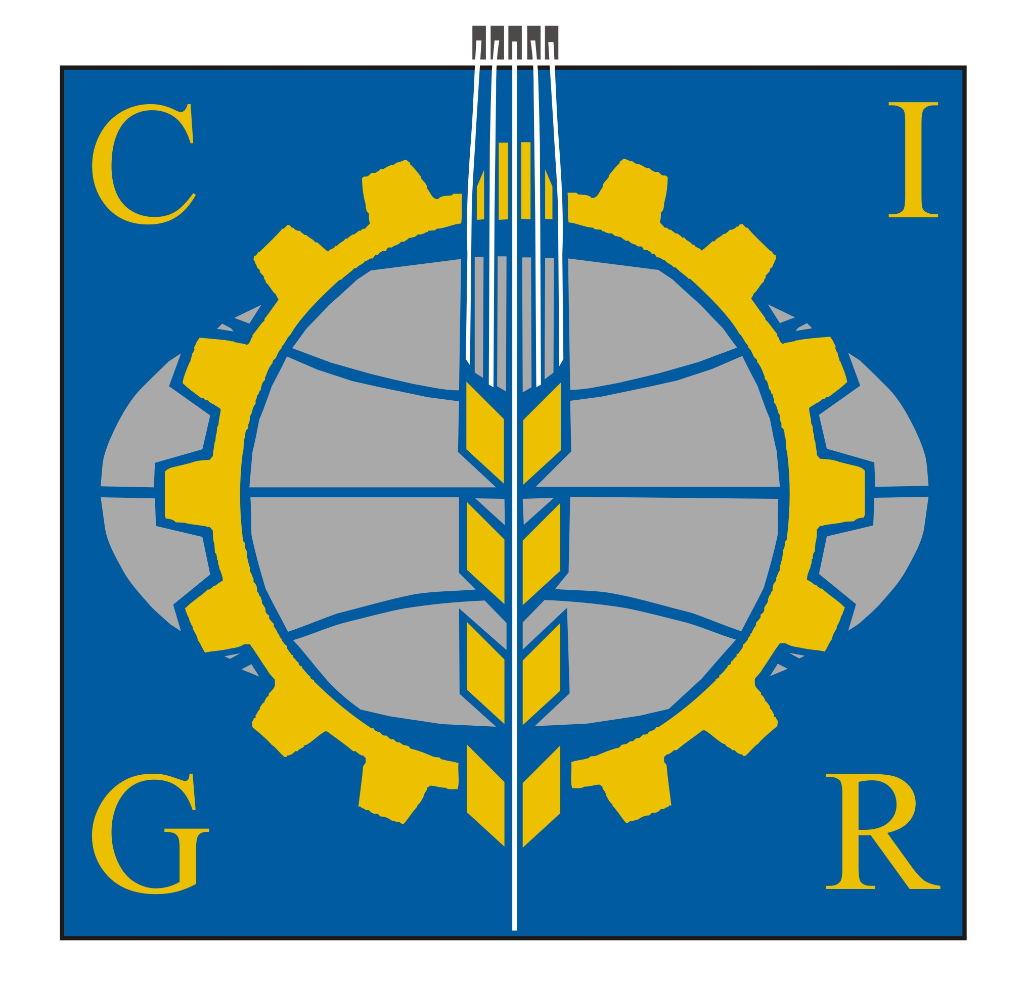 logo for International Commission of Agricultural and Biosystems Engineering