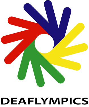 logo for International Committee of Sports for the Deaf