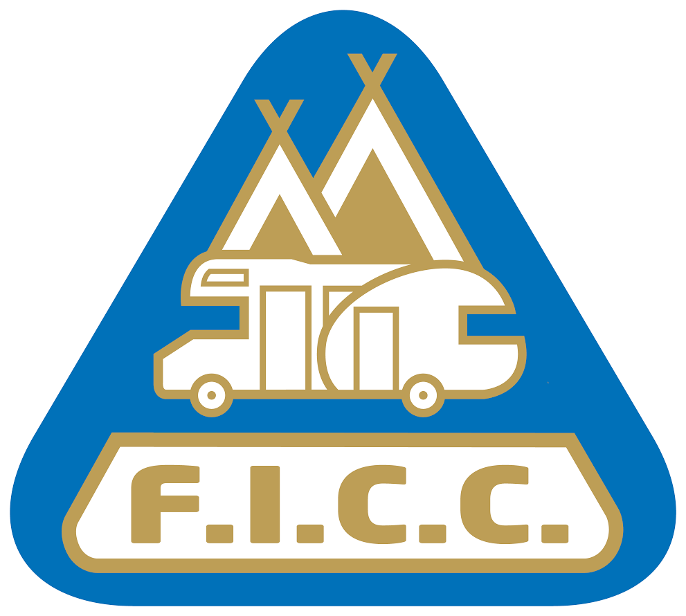 logo for Fédération Internationale de Camping, Caravanning et Autocaravaning