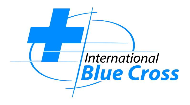 logo for International Blue Cross