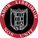 logo for International League of Antiquarian Booksellers