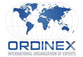 logo for Organisation internationale des experts