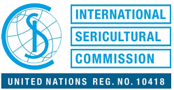 logo for International Sericultural Commission