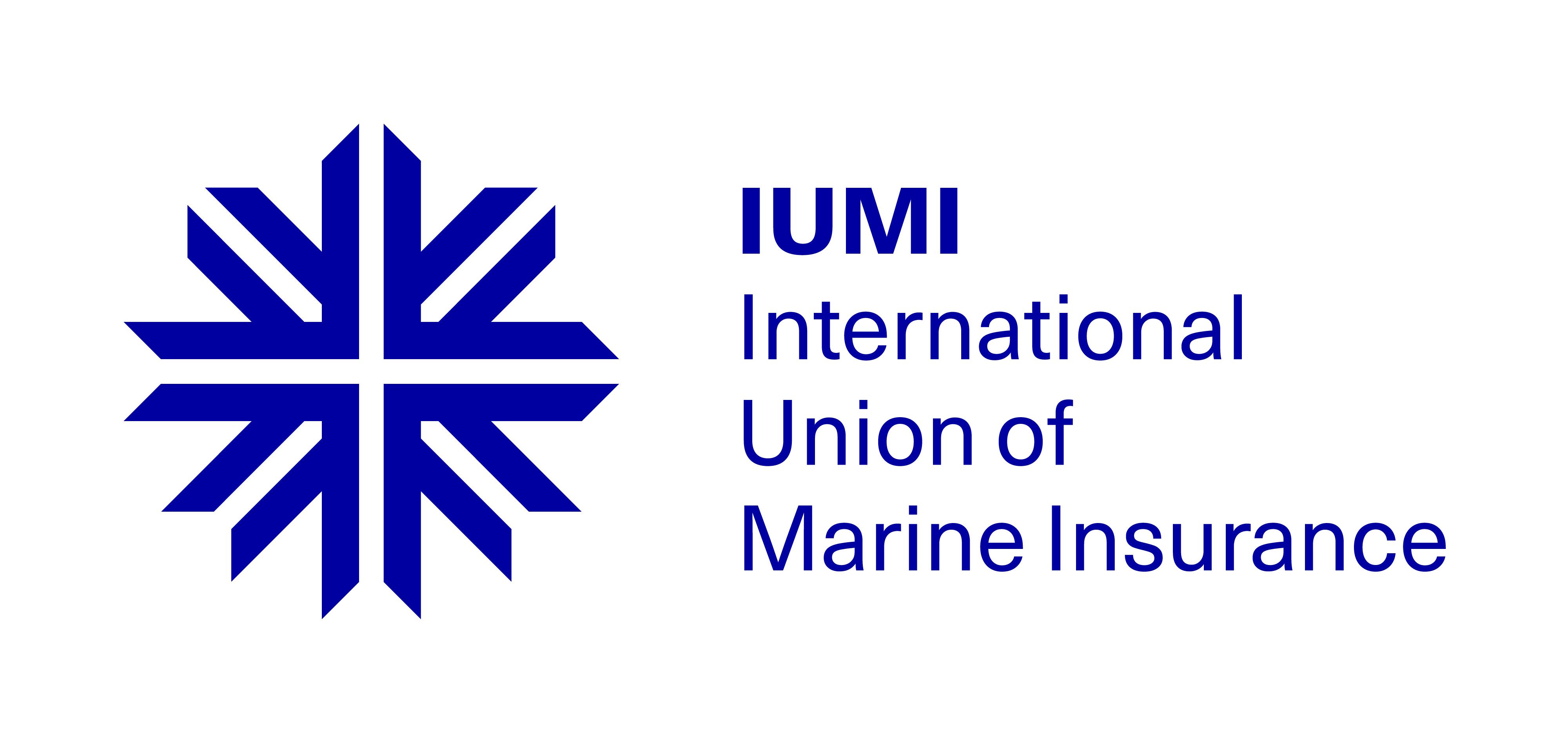 logo for International Union of Marine Insurance