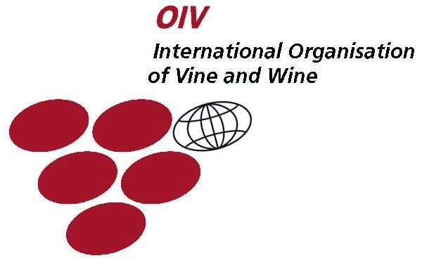 logo for International Organization of Vine and Wine