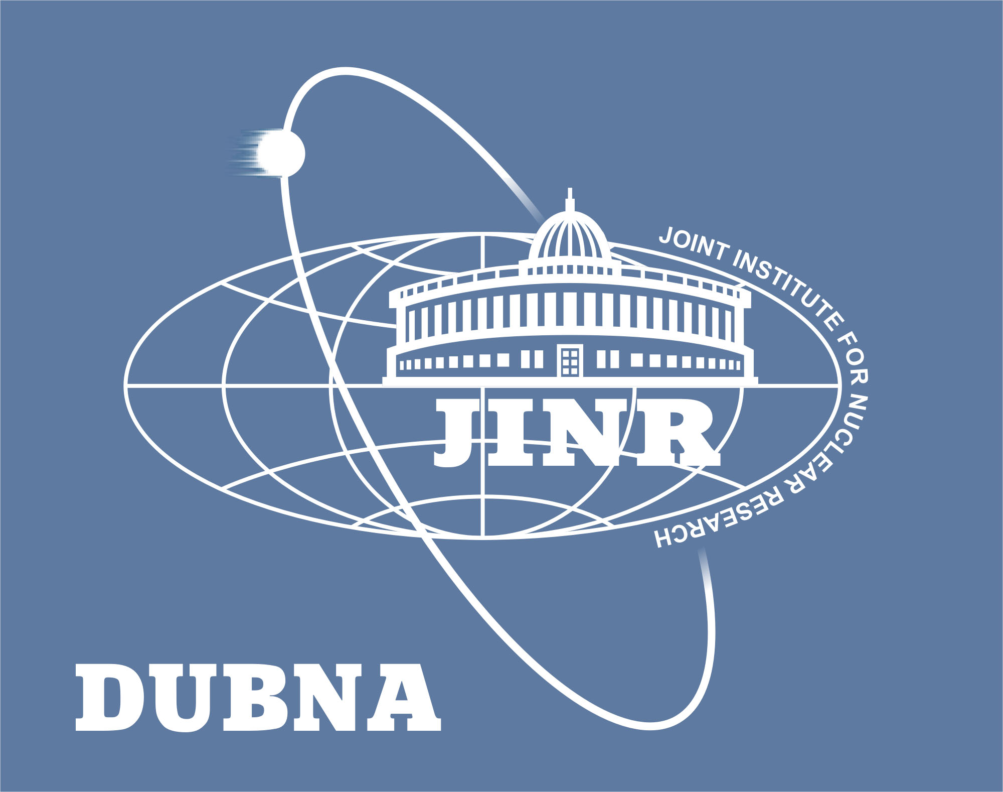 logo for Joint Institute for Nuclear Research