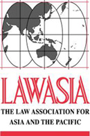 logo for LAWASIA - Law Association for Asia and the Pacific