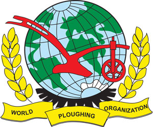 logo for World Ploughing Organization