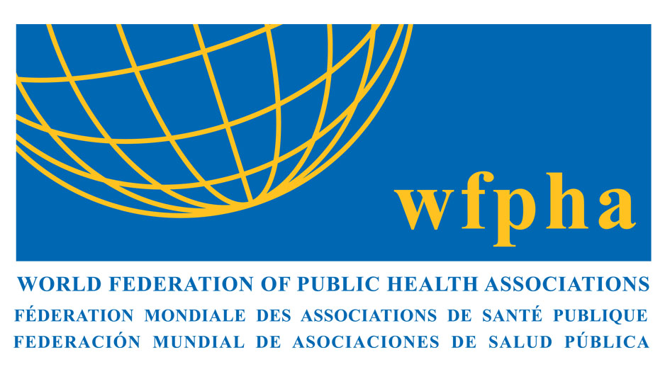 logo for World Federation of Public Health Associations