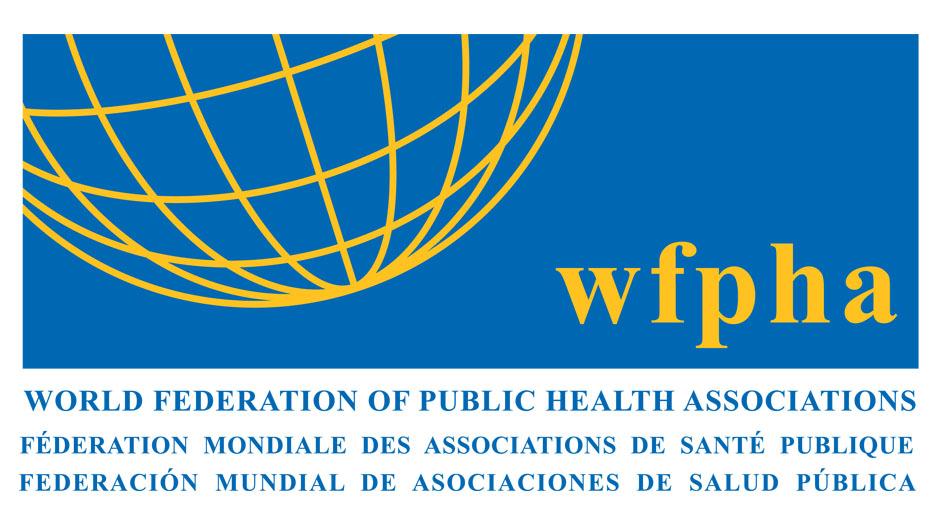 logo for World Federation of Public Health Associations