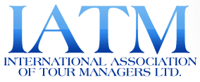 logo for International Association of Tour Managers