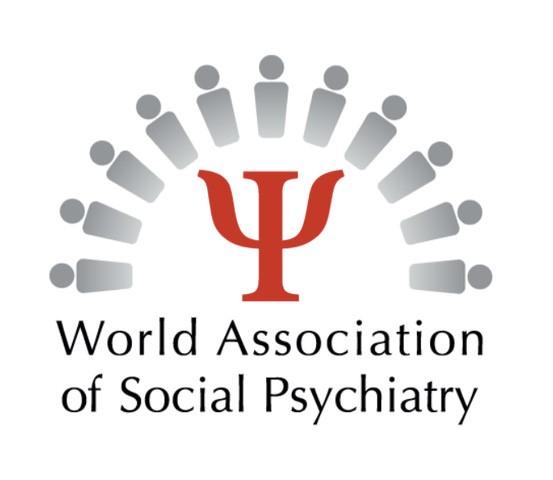 logo for World Association for Social Psychiatry