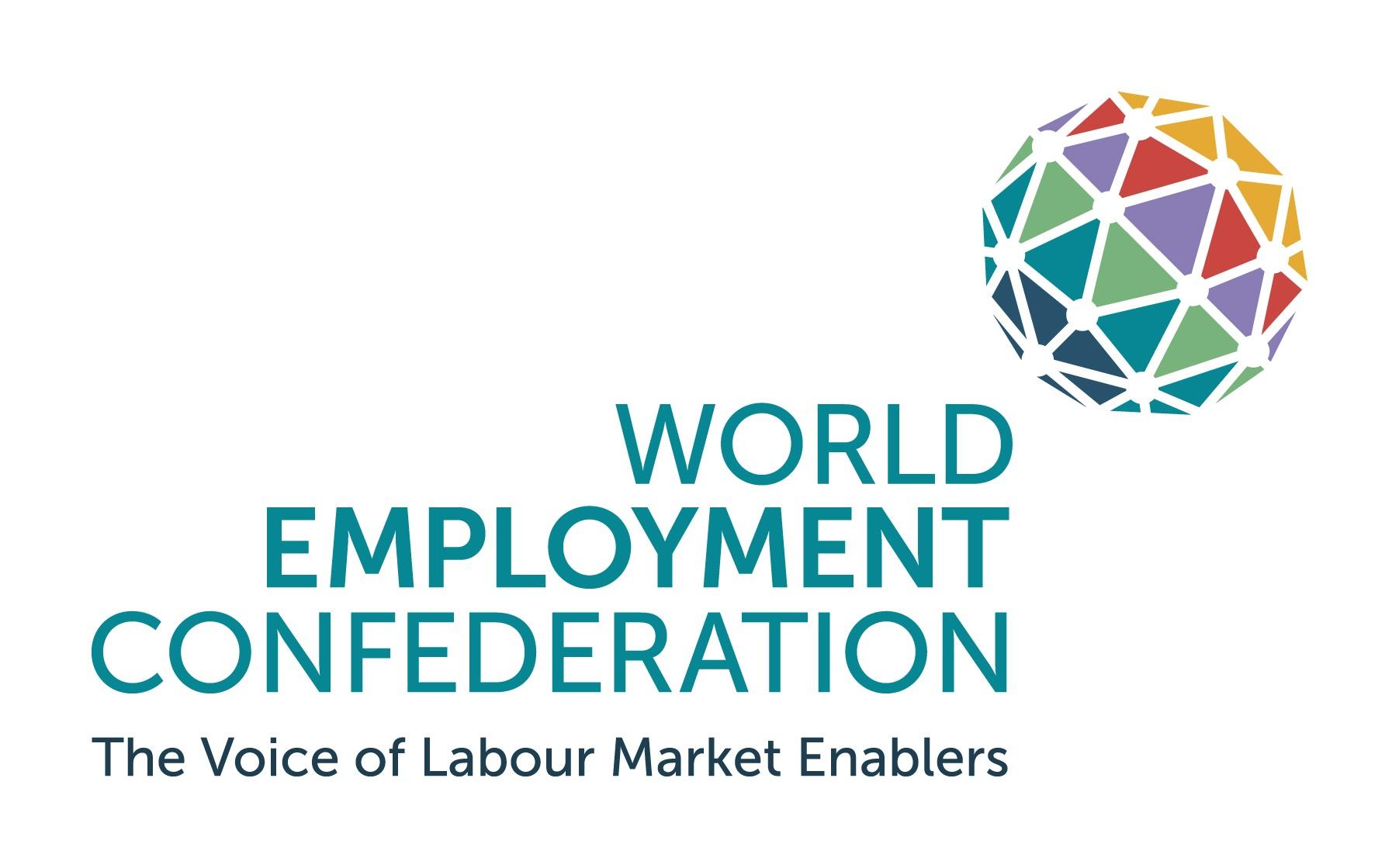 logo for World Employment Confederation