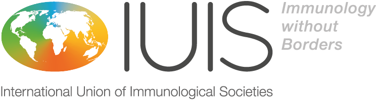 logo for International Union of Immunological Societies